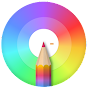 Colorfit - Drawing & Coloring icon