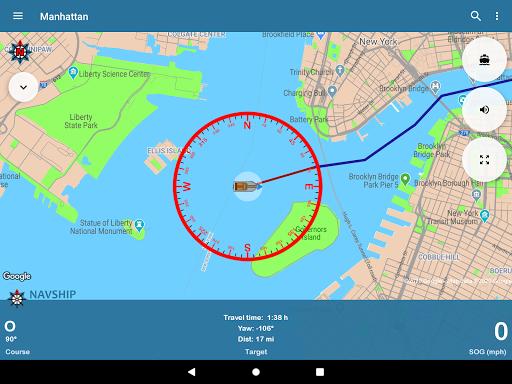 NavShip - Boat Navigation (USA & Europe) apktram screenshots 8