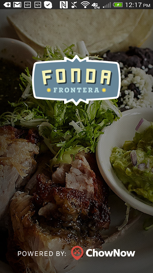 Fonda Frontera- screenshot