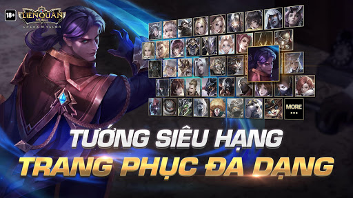 Garena Liên Quân Mobile 1.25.1.2 Cheat screenshots 2