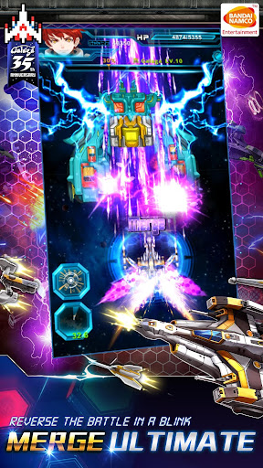 Screenshot for Galaga Revenge in United States Play Store