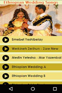 Ethiopian Wedding Songs - náhled