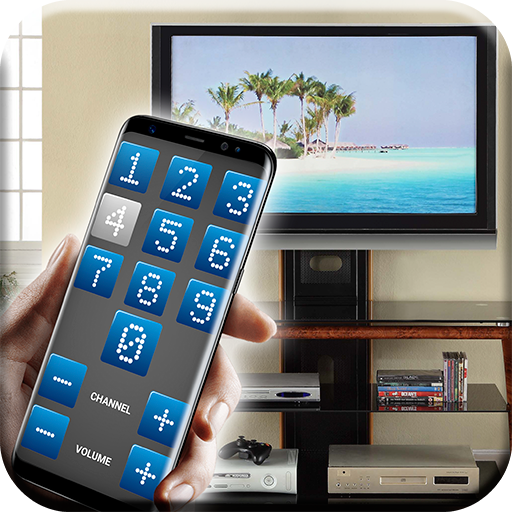 Remote for Samsung/LG/TCL/Sony TVs