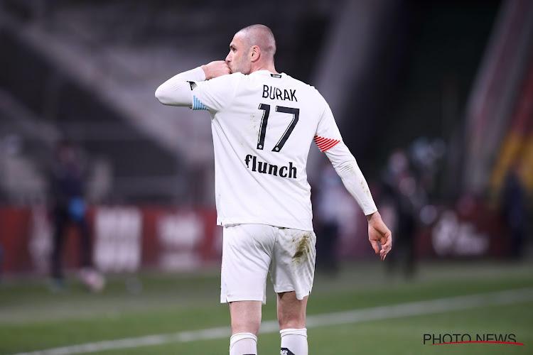 Lille: Burak Yilmaz n'est devancé que par... Ronaldo