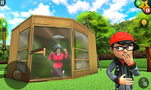 Scary teacher 3d mod apk 3