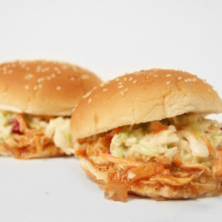 Pulled BBQ Chicken Sandwiches for Your Next Spring Barbecue