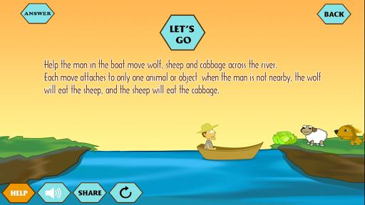 River Crossing IQ - Trivia Quiz download 1