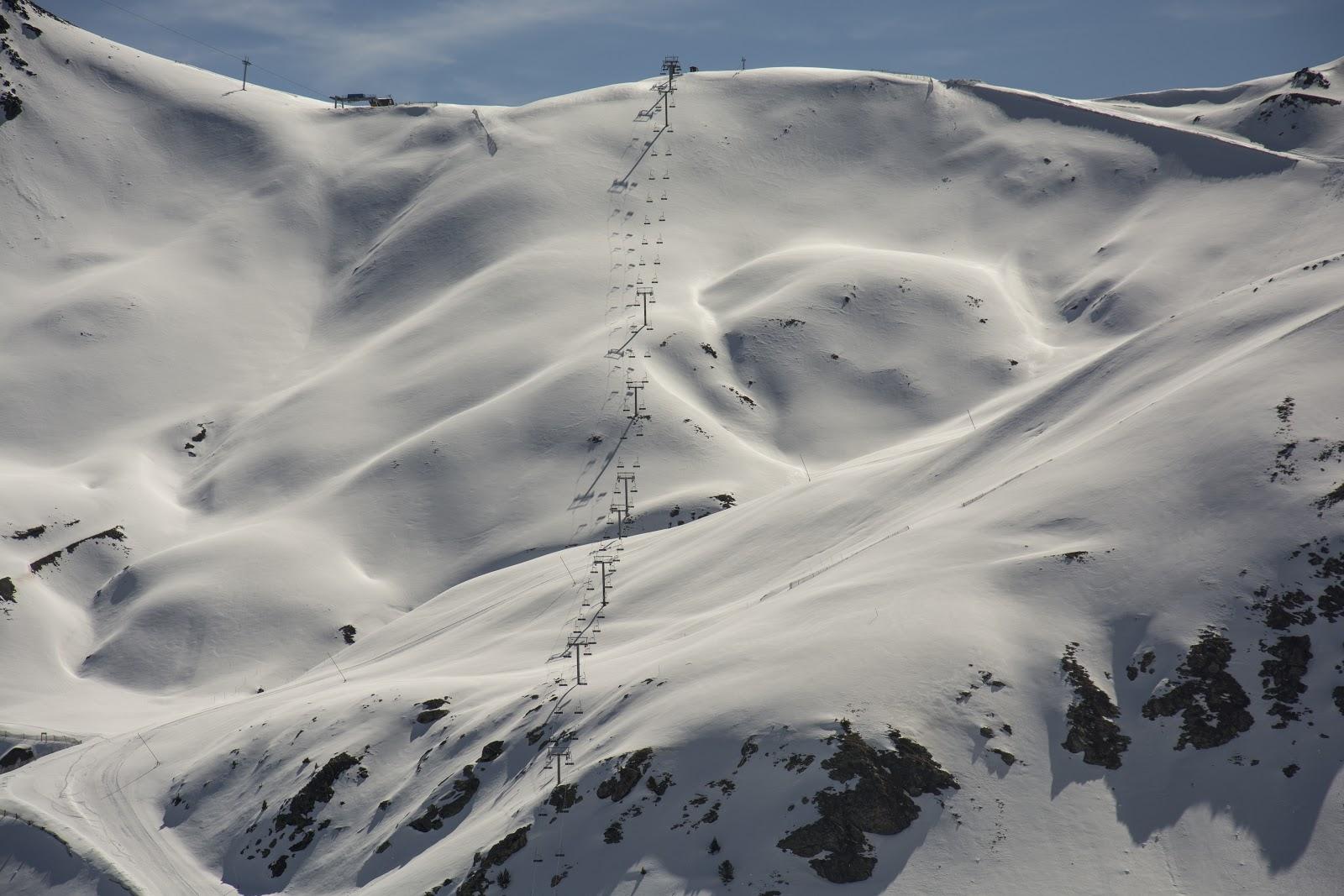 Bour Taull Ski Resort