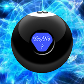 Magic 8-Ball Yes / No
