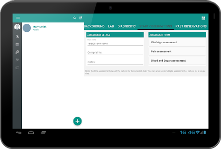 Patient Tracker screenshot 3