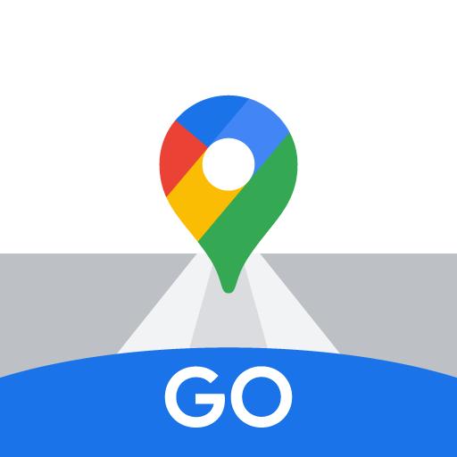 Navegação do Google Maps Go
