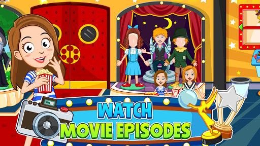 My Town : Cinema. Fun Movistar Kids Movie Night  screenshots 5