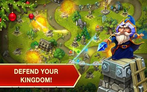 Toy Defense: Fantasy Tower TD Screenshot 17
