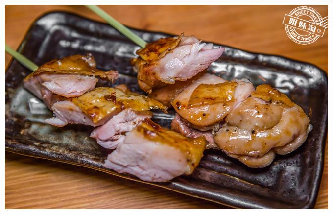 喝郎燒烤醬燒雞肉串