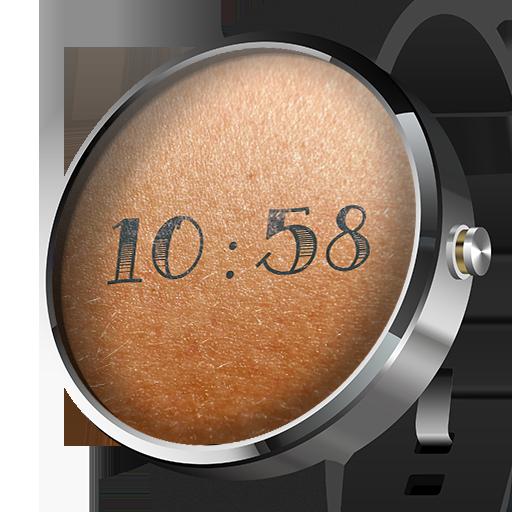 Tattoo Transparent Watch Face