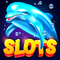 Slots Lucky Dolphin icon