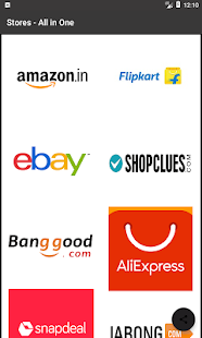 Online Shopping - All in One App - náhled