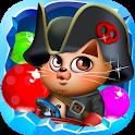 Kitty Bubble : Bubble pop puzzle icon