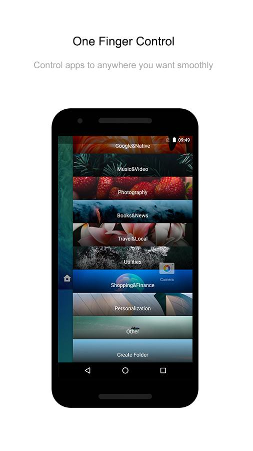 OF Launcher- New Launcher 2016 (Unreleased)- screenshot