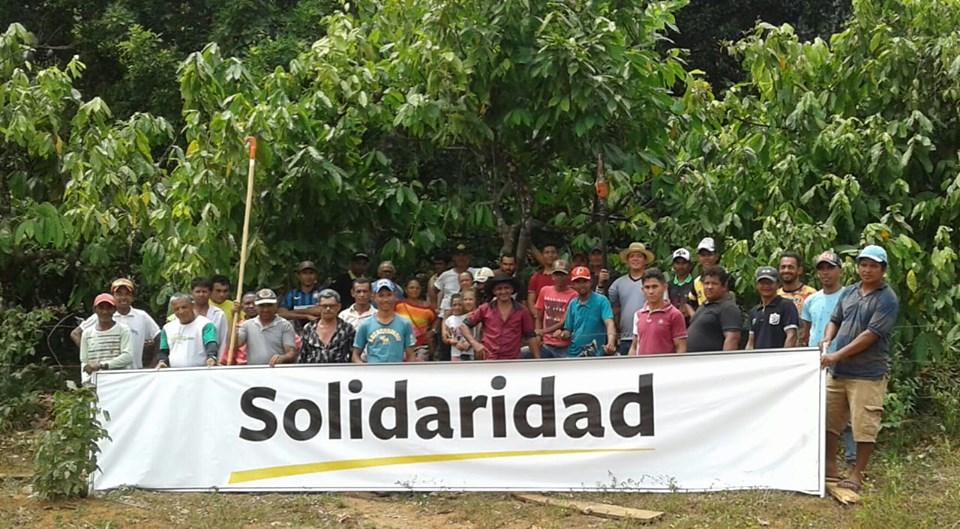 Cacao en el Amazonas - Solidaridad