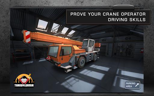 無料策略Appの建機クレーン駐車場 記事Game