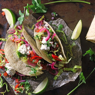 Red Taco Shells Recipes