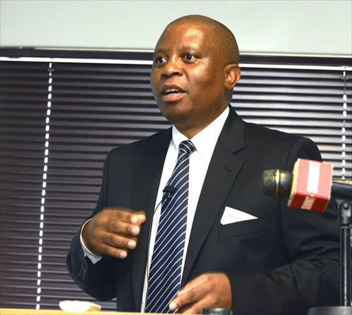 City of Johannesburg mayor Herman Mashaba.
