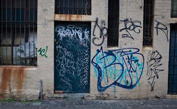 Photo: Blue door
