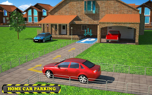 Home Car Parking Adventure: Free Parking Games  screenshots 5
