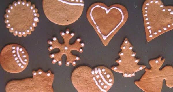 Pepparkakor (nordic Ginger Cookies) Recipe