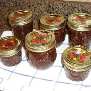 Yummy Fig Chutney.