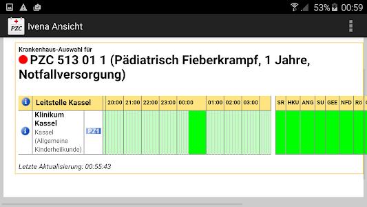 PZC Rettungsdienst (mit IVENA) screenshot 4