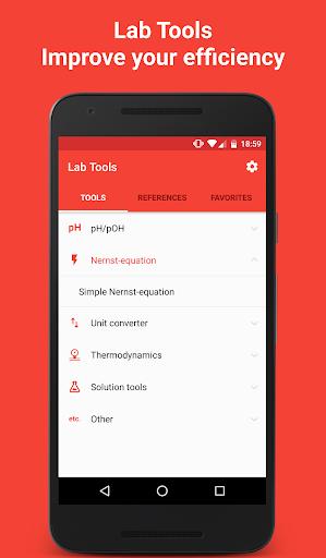 Lab Tools  screenshots 1