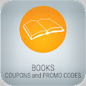Books Coupons - I'm in! icon