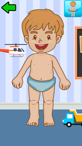 Body Parts for Kids 1.2 screenshots 14