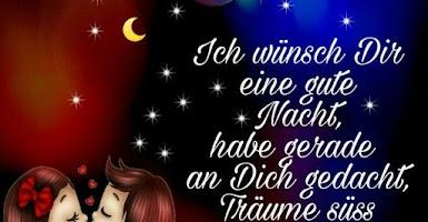 Schatz nacht bilder gute Gute Nacht