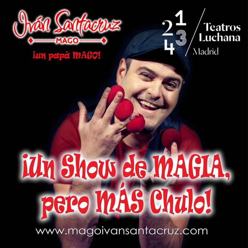 mago Teatros Luchana