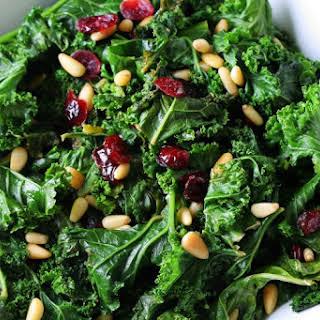 Supermodel Superfood Salad.