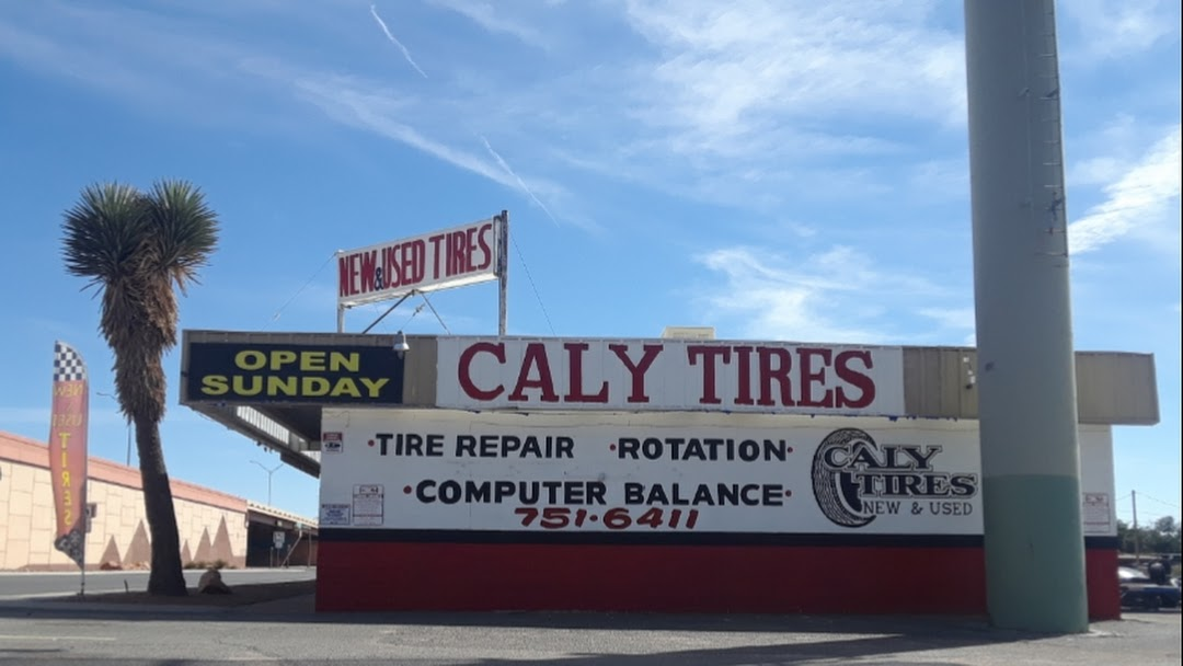 Tire Shops Open On Sunday >> Caly Tires Services Tire Shop In El Paso