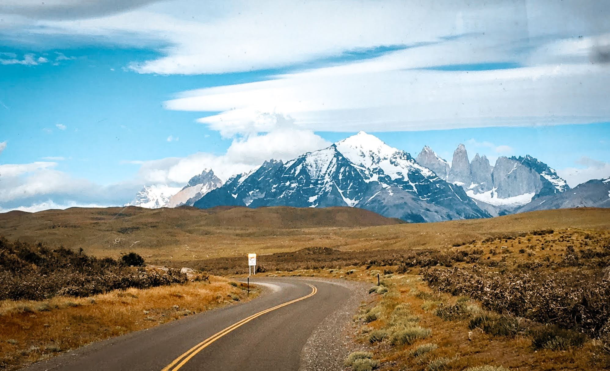 Goodbye Torres del Paine