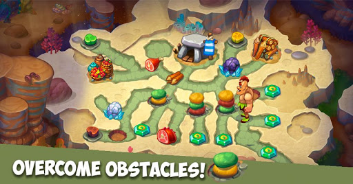 Puzzle Tribe: Time management game screenshots 4