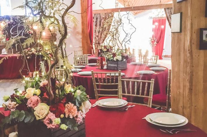 Фото №4 зала Банкетный зал ресторана «Клюква в сахаре»