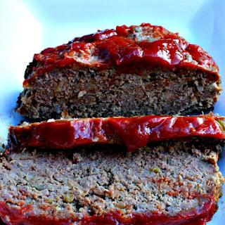 Classic Simple Meatloaf Recipe