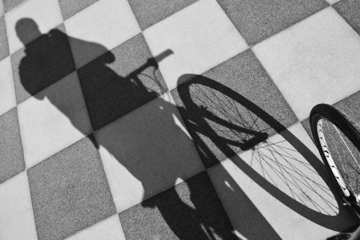 Biker di ciubecca