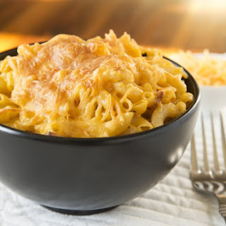 KFC Macaroni And Cheese.
