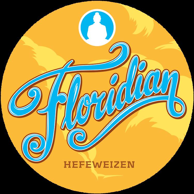 Logo of Funky Buddha Floridian Hefeweizen