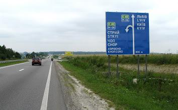 Photo: Nowa trasa na Euro 2012