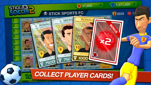Stick Soccer 2 1.2.1 de.gamequotes.net 2