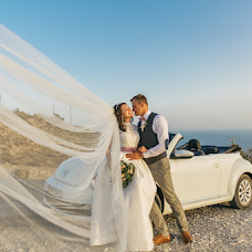 Wedding photographer Eduard Gruzdev (Santorines777). Photo of 22.02.2017