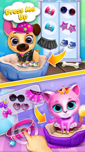 Kiki & Fifi Pet Beauty Salon - Haircut & Makeup  screenshots 6